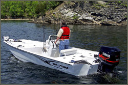 2011 - War Eagle Boats - 21 Coastal Tomahawk