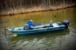 2015 - War Eagle Boats - 754 VS