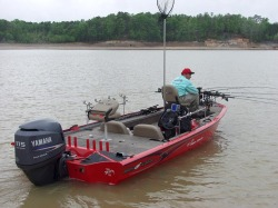 2015 - War Eagle Boats - 861 Predator