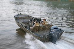2015- War Eagle Boats - 2372 LDSV