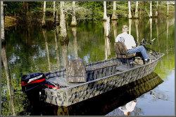 2015 - War Eagle Boats - 542 FLD