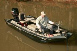 2015 - War Eagle Boats - 648 VS Deluxe