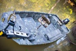 2015 - War Eagle Boats - 542 F