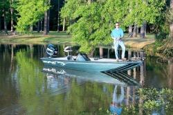 2017 War Eagle Boats 961 Tomahawk