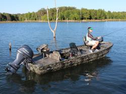 2019 - War Eagle Boats - 754 LDSV
