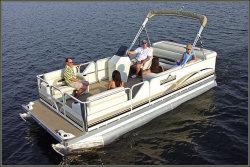 War Eagle Boats Pinnacle 25 Classic Pontoon Boat