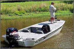 War Eagle Boats 21 Tomahawk Bass Boat