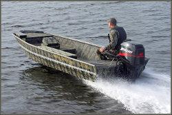 War Eagle Boats 548LDV Boat