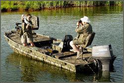 War Eagle Boats 754LDSV Hunting and Duck Boat