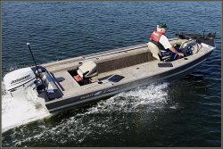 War Eagle Boats 754VS Fishing Boat