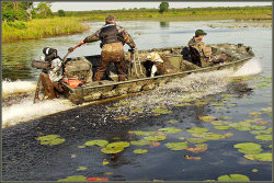 War Eagle Boats 848LDV Hunting and Duck Boat