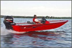 War Eagle Boats 962 Tomahawk Bass Boat