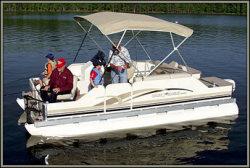 War Eagle Boats 21 Fishtoon Pontoon Boat