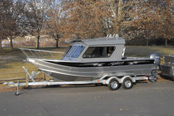 2014 - Weldcraft Boats - 240 Ocean King