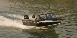 2014 - Weldcraft Boats - 201 Maverick DV