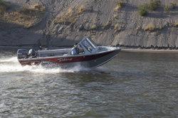 2014 - Weldcraft Boats - 18 Angler