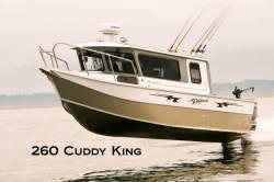 2014 - Weldcraft Boats - 260 Cuddy King