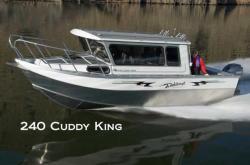 2010 - Weldcraft Boats - 240 Cuddy King