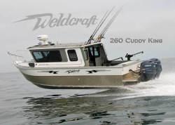 2011 - Weldcraft Boats - 240 Cuddy King