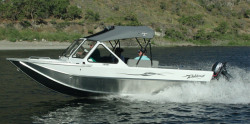 2011 - Weldcraft Boats - 21 Sabre