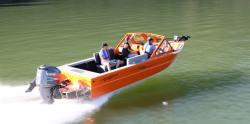 2012 - Weldcraft Boats - 201 Maverick DV SD