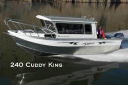 2012 - Weldcraft Boats - 240 Cuddy King