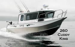 2012 - Weldcraft Boats - 260 Cuddy King