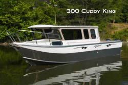 2012 - Weldcraft Boats - 300 Cuddy King