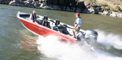 2012 - Weldcraft Boats - 206 Clearwater Valley
