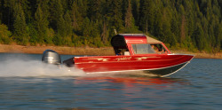 2012 - Weldcraft Boats - 240 Maverick DV SD