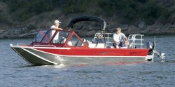 2017 - Weldcraft Boats - 21 Sabre