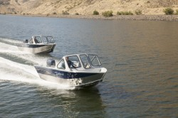 2017 - Weldcraft Boats - 16 Angler