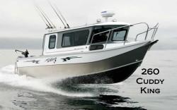 2018 - Weldcraft Boats - 260 Cuddy King