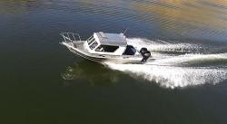 2018 - Weldcraft Boats - 240 Ocean King