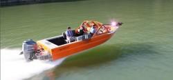 Weldcraft 201 Maverick Express Fisherman Boat