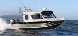 Weldcraft 260 Ocean King Express Fisherman Boat