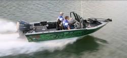 Weldcraft 190 Tournament Sportsman Express Fisherman Boat