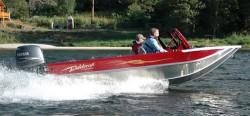 Weldcraft 17 Angler SE Express Fisherman Boat