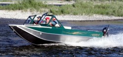 Weldcraft 18 Renegade Outboard Express Fisherman Boat