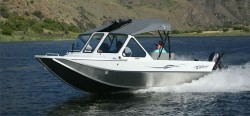 Weldcraft Sabre XL Express Fisherman Boat
