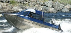 Weldcraft 24 Select Express Fisherman Boat