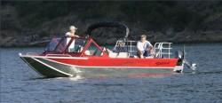 Weldcraft Sabre Elite Express Fisherman Boat