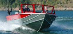 Weldcraft 220 Maverick Express Fisherman Boat