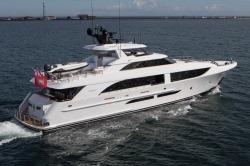 2018 - Westport Yachts - W125