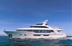 2020 - Westport Yachts - W117