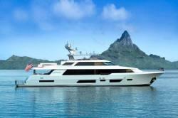 2020 - Westport Yachts - W112