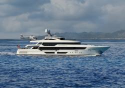 2020 - Westport Yachts - W172