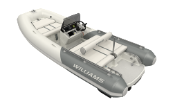 2016 - Williams Tenders - Sportjet 460
