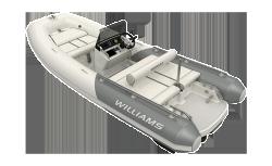 2016 - Williams Tenders - Sportjet 460