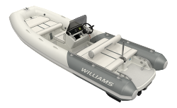 2016 - Williams Tenders - Sportjet 520